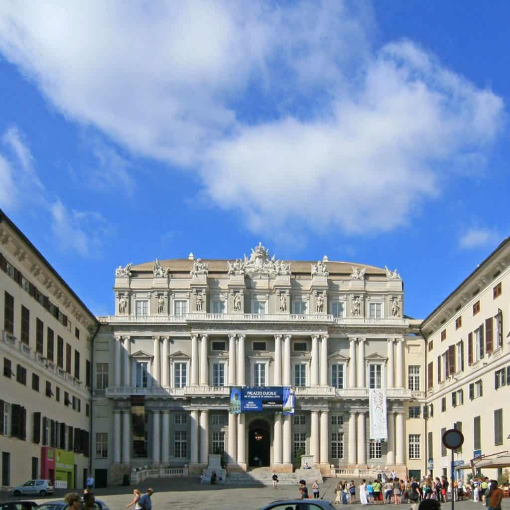 Piazza Matteotti Genova SempreVerdi Festival
