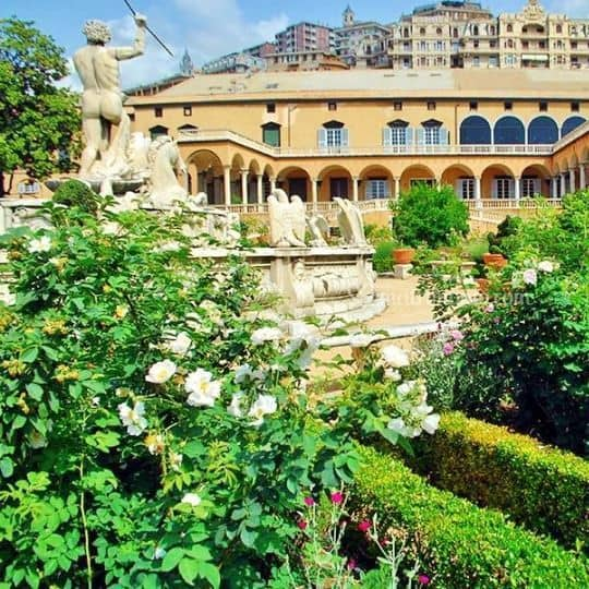 Villa del Principe Genova Festival SempreVerdi